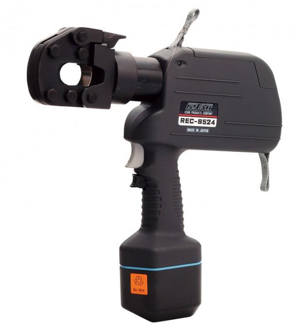 Kìm Bấm Cos Thủy lực Dùng Pin LIC-S524