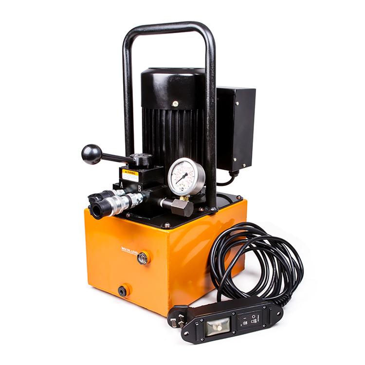 Bơm điện thủy lực 2 ống dầu REP-2D