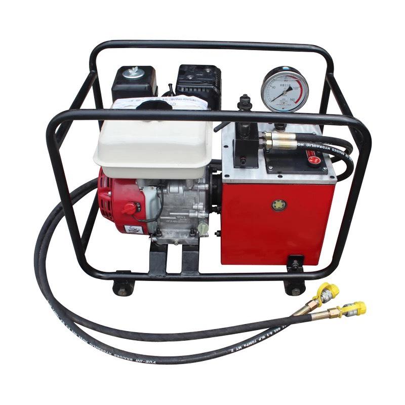 Bơm xăng thuỷ lực 2 ống dầu JB-80