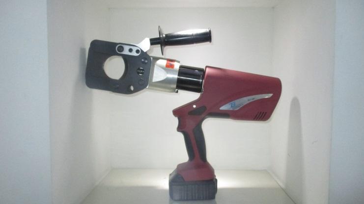 Kìm cắt cáp thủy lực dùng pin ECT-45