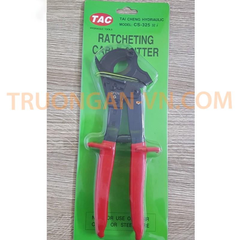 Kìm cắt cáp nhông TAC CS-325